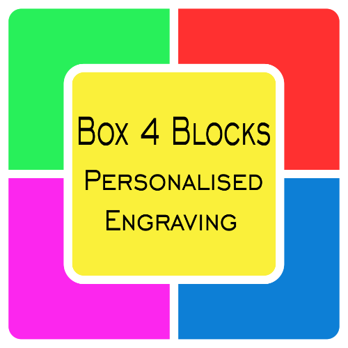 Box 4 Blocks