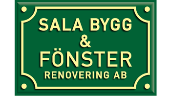 SALA BYGG & FÖNSTERRENOVERING AB