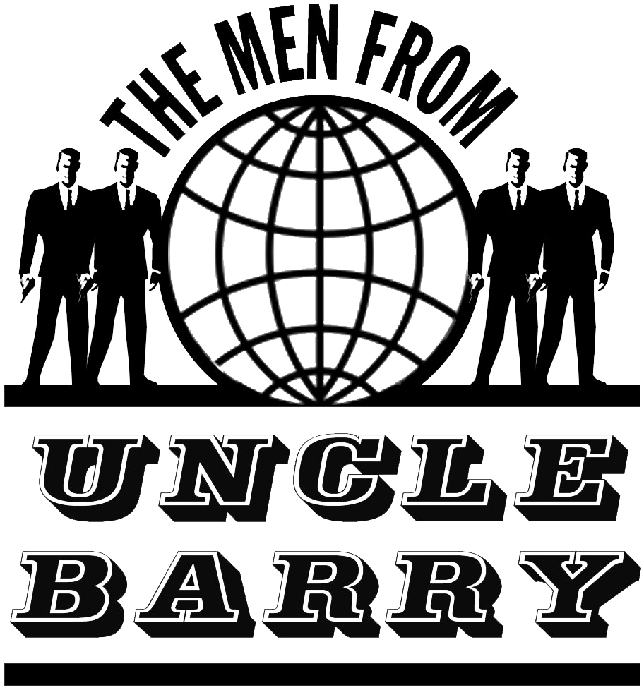The Men from Uncle Barry