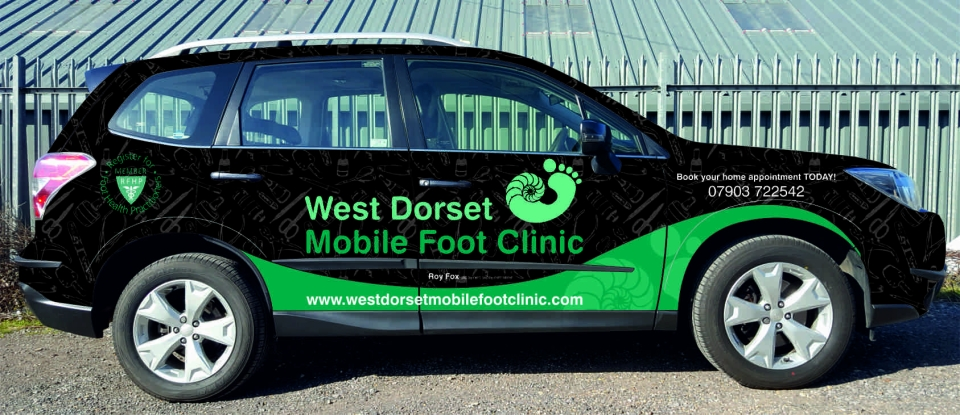 West Dorset Mobile Foot Clinic