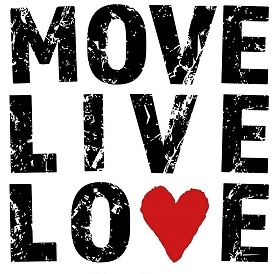 Torgny Steen - Move. Live. Love