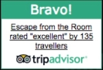 Escape from the room Tripadvisor reviews