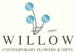 Willow's logo, the funeral wreath specialist for Kirkcudbright and Castle Douglas