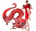 Dragon's Gym Thai Boxing at AA Fitness Studio Dumfries