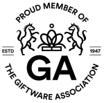 Proud member of the Giftware Association