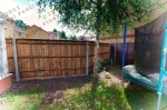Angled Closeboard Fencing