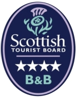 Visit Scotland 4 Star Bed and Breakfast East Challoch Farm B&B Dunragit Stranraer Scotland